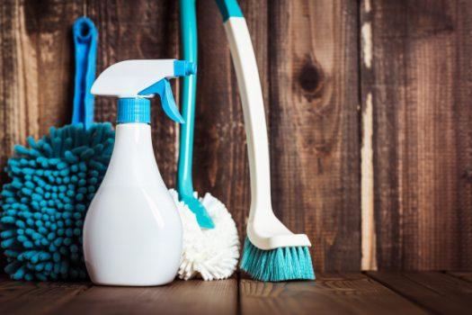 照明器具を掃除する前に準備しておくと便利なもの