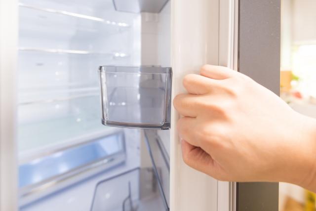 冷蔵庫を自分で掃除するときに必要なものと手順