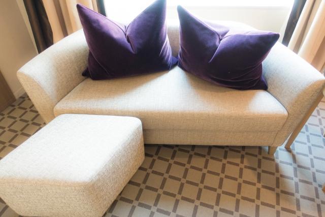 ソファーのクリーニングでかかる費用の計算方法