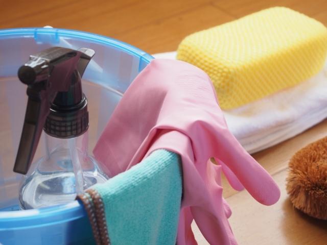黒カビ掃除は徹底的に!場所ごとに違う掃除方法を詳しくご紹介します