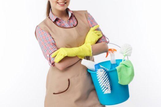 「自分でできる掃除」と「プロにしかできない掃除」